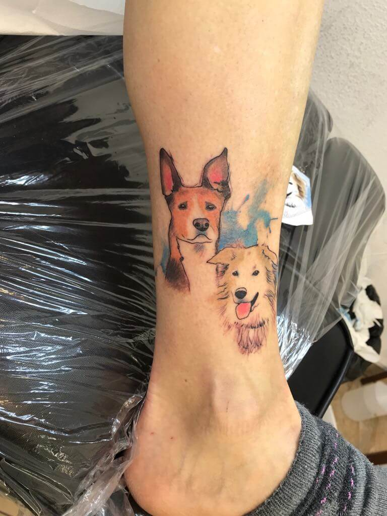 Ljubica Wild Spirit Hamen Hunde