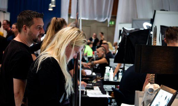 Einblick auf die Tattoo und Style Convention in Hameln