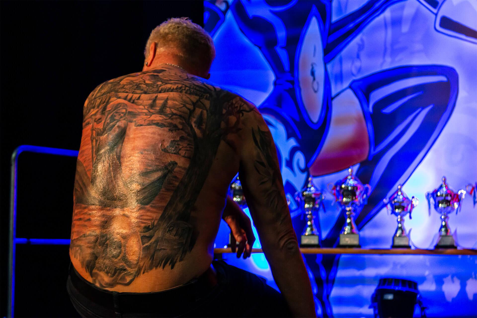 Tattoo Convention Hildesheim abliefern