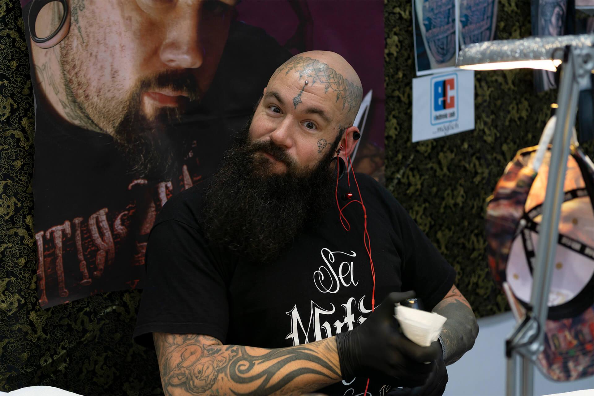 Tattoo und Style 2016 Artist