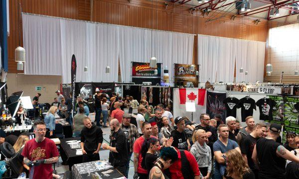 Tattoo und Style Convention 2016 in der Rattenfängerhalle hameln