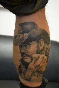 Tattoo von Lammy gestochen von Siggi Wild Spirit Hameln