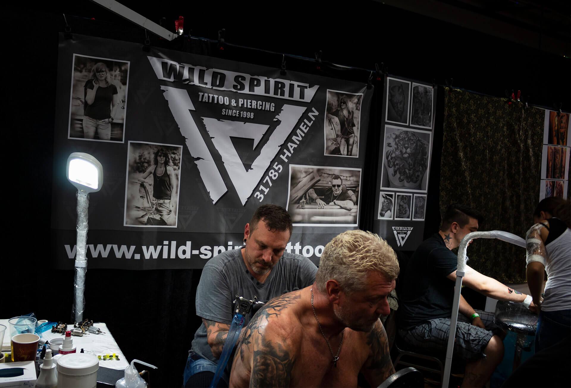 Wild Spirit Tattoo Convention Hildesheim